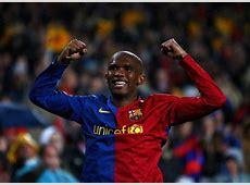 Samuel Eto'o Photos Photos FC Barcelona v Bayern Munich