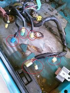 94 Civic Underdash Wiring Help