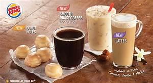 Fast Food Geek: Burger King Releases New Smooth Roast ...