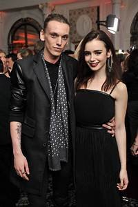 Did Lily Collins and Jamie Campbell Bower Split Again? 11 ...