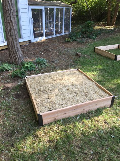 Adding Raised Garden Beds In The Fall  Tilly's Nest