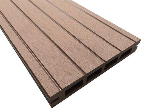 sample fake plastic wood composite decking  boards