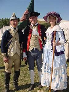 Colonial and Revolutionary War Costumes