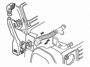 Land Rover Defender Discovery 2 Td5 Injector Harness And