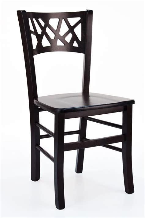 siege en bois mu170 pour bars et restaurants chaise moderne en bois