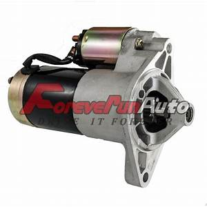 New Starter For Jeep Cherokee Wrangler 4 0l 4 2l 5 9l 17006