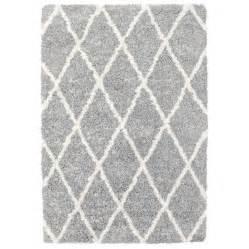 5x7 grey rug shop carpet deco loft shag 5x7 gray trellis gray