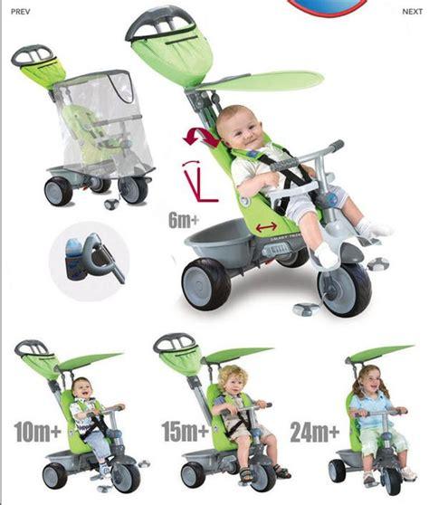 Smart Trike Recliner Stroller 4 In 1 by Smart Trike Recliner 4 In 1