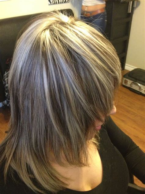 ash tone thick highlight hair hair beautycat