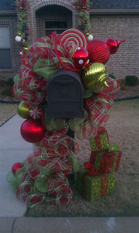 11 Best Images About Mailboxes On Pinterest  Mailbox. Christmas Decorations For Entryways. Lighted Christmas Box Decorations. Diy Christmas Decorations For Your Home. Christmas Decorations Discount Stores. Cartoon Images Of Christmas Decorations. Frozen Decorations For Christmas Tree. Disneyland Resort Christmas Decorations. House Christmas Decorations Ideas