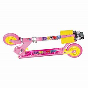 Neon Racer Inline Scooter Pink Pink and Yellow Prices