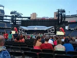 Floor Gillette Stadium Concert Seating Rateyourseats Com
