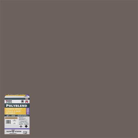polyblend ceramic tile caulk new taupe custom building products 185 new taupe polyblend sanded
