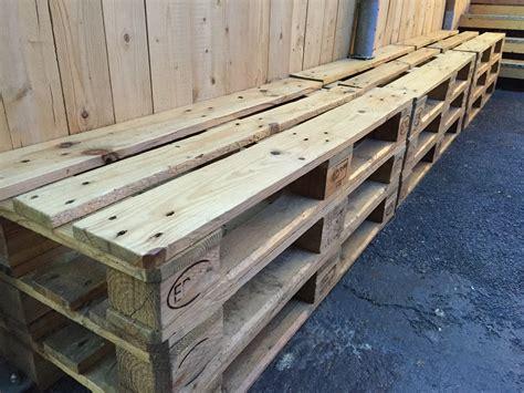 Costruire Una Panchina by Come Costruire Una Panchina Con I Pallet Oh05