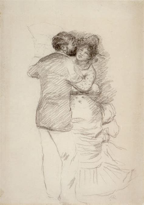Filepierre Auguste Renoir Study For Dance In The