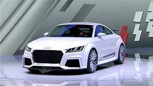 Audi Tt Quattro Sport : 2015 audi tt quattro sport concept world premiere youtube ~ Melissatoandfro.com Idées de Décoration