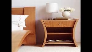 Side By Side Design : bedroom side tables i bedside tables designs youtube ~ Bigdaddyawards.com Haus und Dekorationen