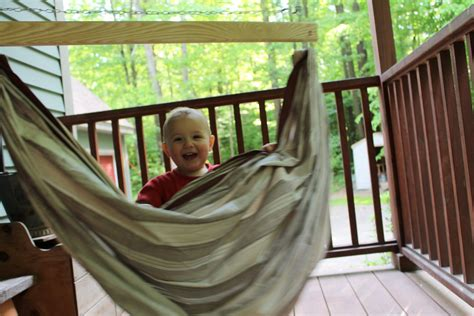 born imaginative mama made child s brazilian hammock
