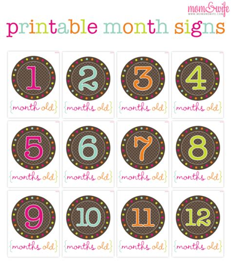 9 Free Printable Monthly Baby Stickers  Pretty My Party. Diaphragm Signs. Shuttic Signs. Chain Restaurant Signs Of Stroke. Blurry Vision Signs. Nihss Signs Of Stroke. Itching Signs. Number Signs. Favorite Snack Signs