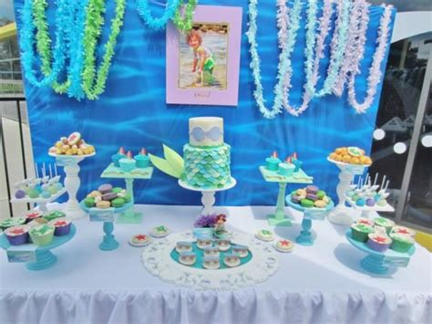 Little Mermaid Under The Sea Themed Birthday Party Via Kara's Diy Pole Barn Kits Pa Acne Scar Face Mask Cinder Block Cabin Toys For Toddlers And Preschoolers Headphone Amp Guitar Popcorn Box Decoration Gas Fire Pit Kit Uk Ninja Turtle Pattern