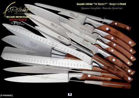 couteau de cuisine haut de gamme cuisine le thiers r coutellerie pitelet 224 thiers