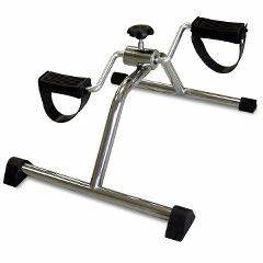resistive pedal exerciser stationary bike allegro With floor pedal bike