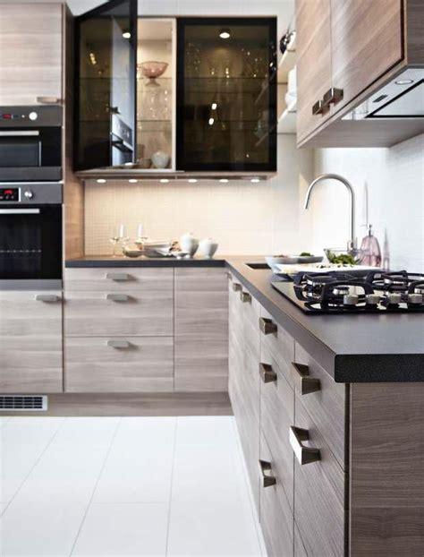 Ikea Sofielund Kitchen Brokhult Walnut Finish Is Great
