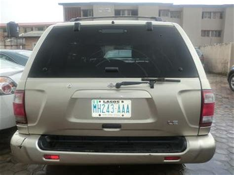 nissan pathfinder  modelat nk autos nigeria