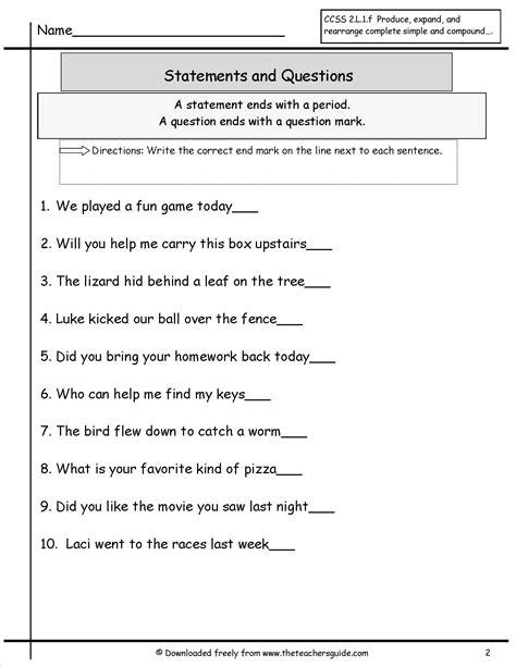 question words worksheet  grade  worksheet words