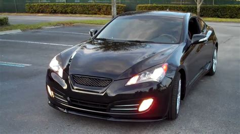 highly modded genesis coupe gt youtube