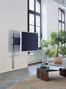 Wandhalterung Fernseher Schwenkbar : tv halter solution art123 produktdesign wissmann raumobjekte ~ Orissabook.com Haus und Dekorationen