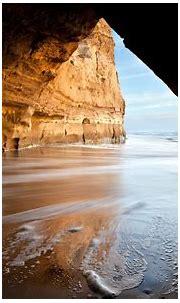Beach Cave wallpaper | 2560x1600 | #29169