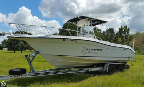 Used Striper Boats For Sale In Florida by Used Seaswirl Center Console Boats For Sale Boats