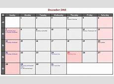 PTBSync HTML Calendar