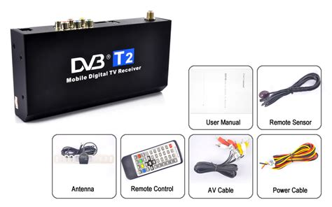 dvb t2 gebühren 1080p hd car dvb t2 digital tv receiver h 264 hdmi remote toc c176 us 86 74