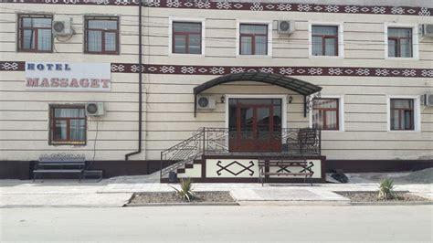 Massaget Hotel Nukus Uzbekistan