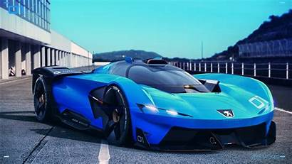 Peugeot Concept 905e Cars Futuristic Wallpapers Yung