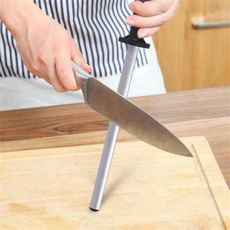 knife sharpen kitchen way storing step
