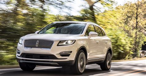 2019 Lincoln Mkc  Official Photos, Details, Specs, And