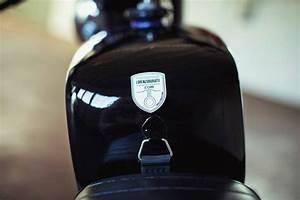 Racing Caf U00e8  Honda Ft 500  U0026quot Metropolitan U0026quot  By Lorenzo Buratti