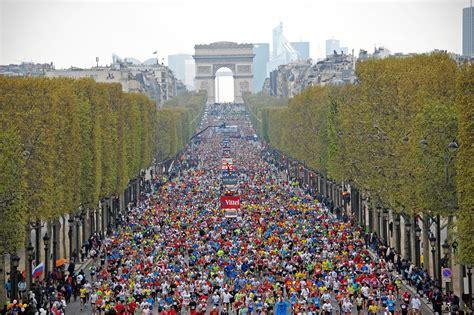 maraton de paris  experiencias deportivas
