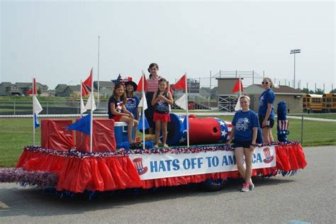 1000+ Images About Parade Float Ideas On Pinterest