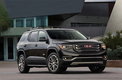 2019 Gmc Acadia Overview  The News Wheel