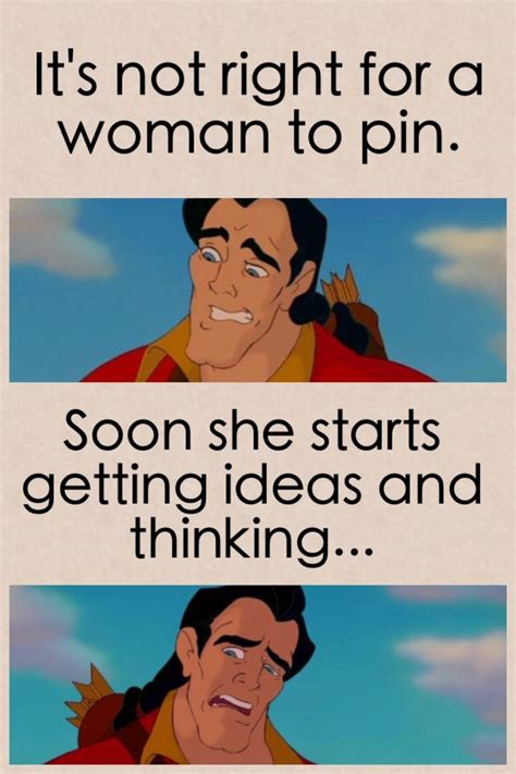 Gaston Meme - gaston quotes like success