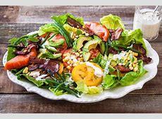 BLT Salad with Buttermilk Dressing Recipe SimplyRecipescom