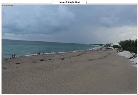 florida beaches on independence day a web cam tour blog