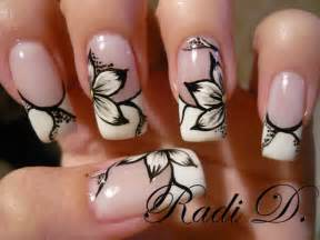 Gel nails nail art gallery step by tutorial photos