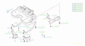 2007 Subaru Forester Covertank Complete  Fuel