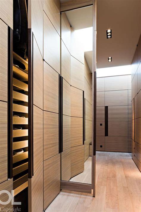 villa espinette pull out mirror detail wardrobe closet