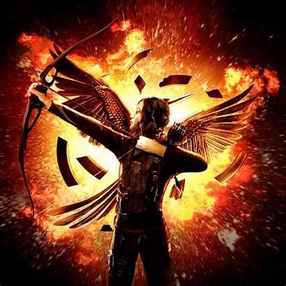 Katniss Everdeen Mockingjay Hunger Games Background Fanpop